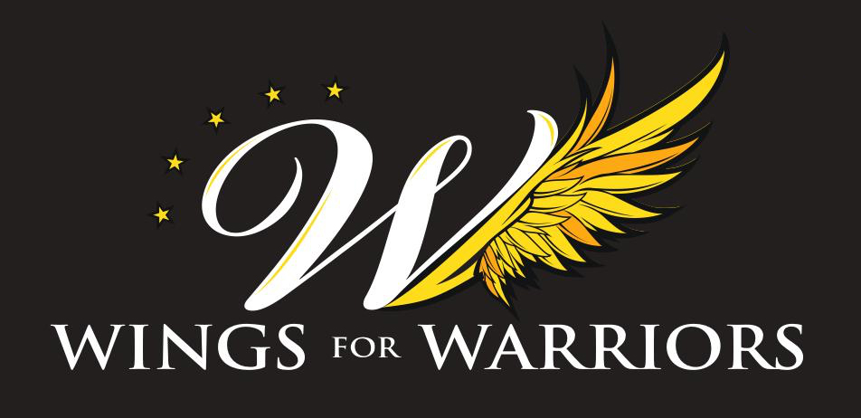 Image of Wings For Warriors Logo